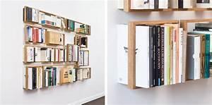 Presentoir Livre Ikea : 15 id es de biblioth ques originales des id es ~ Teatrodelosmanantiales.com Idées de Décoration