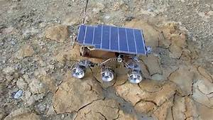 Mars rover Sojourner (remote control model) - YouTube