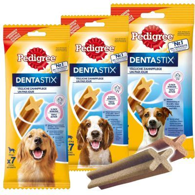 pedigree dentastix daily oral care great deals