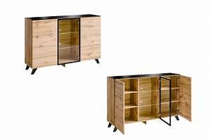 Meuble Salon Bois : meuble de salon en bois moderne style scandinave novomeuble ~ Teatrodelosmanantiales.com Idées de Décoration