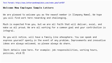 Self Introduction Letter As A New Colleague To All Staff