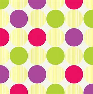 Polka Dots Colorful Background Free Stock Photo - Public ...