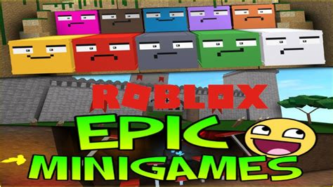 Roblox  Epic Minigames Ftl4z3x Youtube