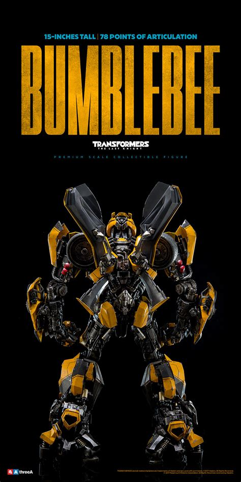 transformers   knight bumblebee standard edition