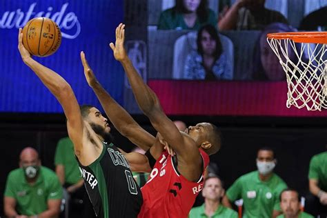 Brown helps Celtics rout Raptors to take 3-2 lead in series