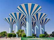 Water Towers Kuwait City