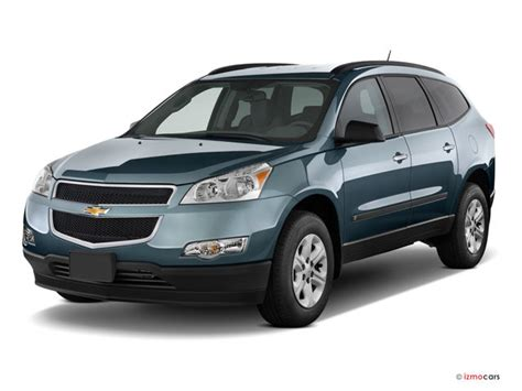 2010 Chevrolet Traverse Prices, Reviews And Pictures Us