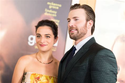 Chris Evans and Jenny Slate relationship: What really ...