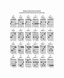Guitar Chords Note