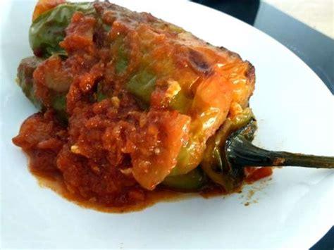 soja cuisine recettes recettes de poivrons farcis et légumes