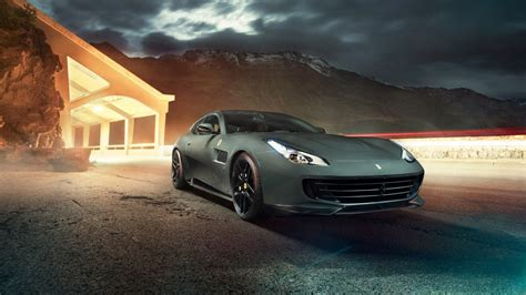 Gtc4lusso T Hd Picture by 2017 Gtc4lusso By Novitec Rosso 4k Wallpapers Hd