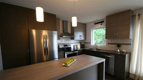 style de cuisine moderne une cuisine moderne et conviviale style arcand casa