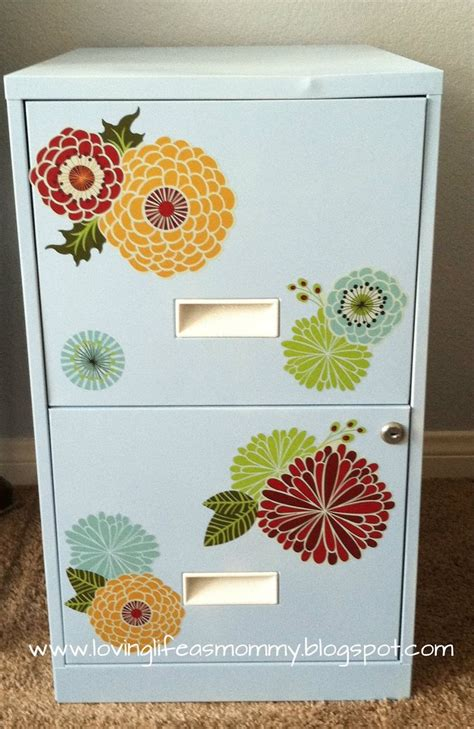 decorated files 17 best ideas about metal file cabinets on