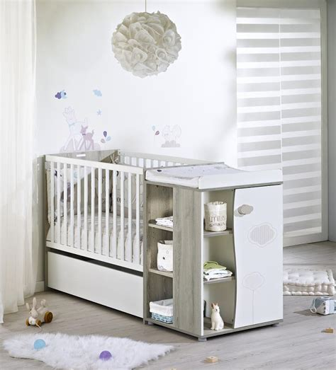 chambre bébé simple lit chambre transformable sauthon nael sauthon easy bb