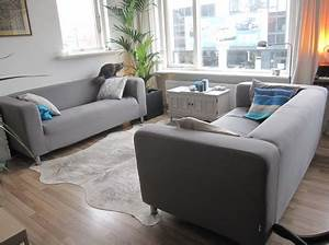 Ikea Klippan Sofa : klippan in zinc grey bemz ikea pinterest sofa ikea and room ~ Orissabook.com Haus und Dekorationen