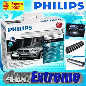 Philips Drl Daylight Guide Led Daytime Driving Lamp