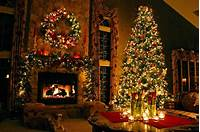 beautiful christmas decorations Beautiful Christmas Tree Decorating Ideas