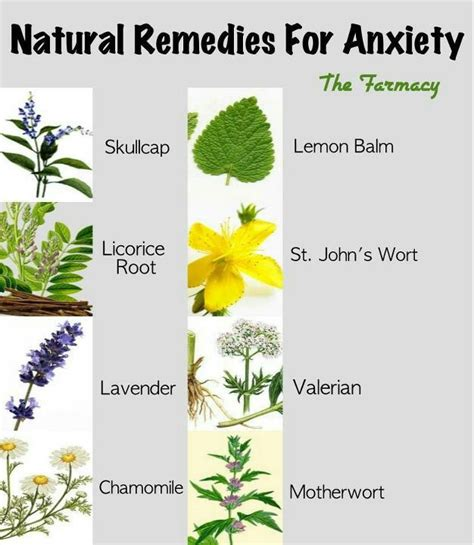 natural remedies  depression anxiety stress