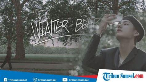lagu winter bear  bts mp lengkap lirik lagu