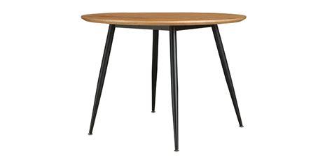 Table Ronde 100 Cm Table Ronde Oulu 100 Cm Bois Clair Achetez Nos Tables