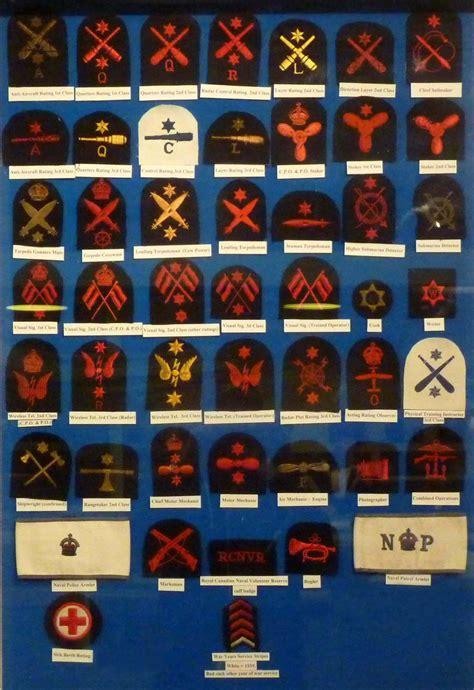 rcn wwii wwiibadgessjpg uniforms ribbons insignia pinterest