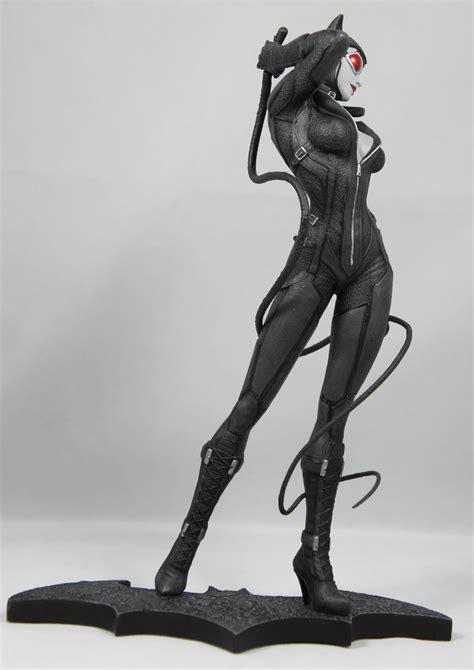 Batman Arkham City Catwoman Dc Directdc Collectibles