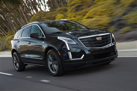2019 Cadillac Xt5 Sport Package Debuts At 2019 Chicago