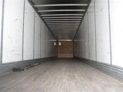 stoughton  plate alum roof air ride dry van dry van trailer  sale orting wa