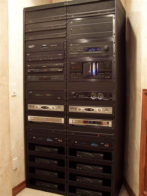kitchen stereo cabinet magnificent av rack look av racks custom av racks 6130