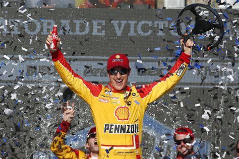Joey Logano wins Phoenix Cup race, his second 2020 win