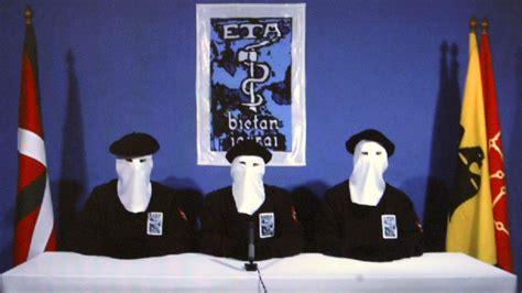 vasco età die baskische untergrundorganisation eta gibt ihre waffen
