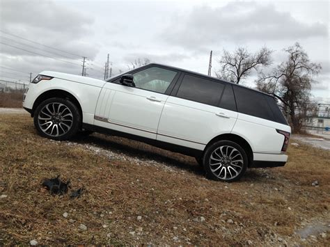 2015 Range Rover Long Wheelbase Autobiography Review