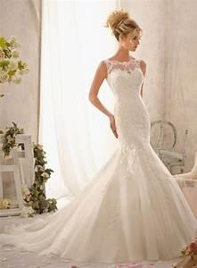 lace mermaid wedding dress magic wedding With lace mermaid wedding dress