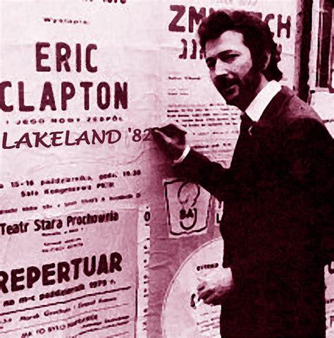 Eric Clapton - Lakeland, Florida 1982