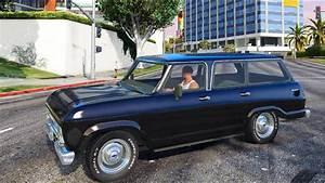1973 Chevrolet Veraneio De Luxo - Gta Mod
