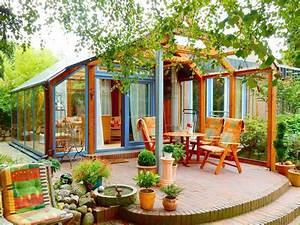 Ferienhaus inka am gro en pl ner see ascheberg am gro en for Schöner wohnen wintergarten