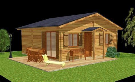 construction de chalet et maisons en madriers bois