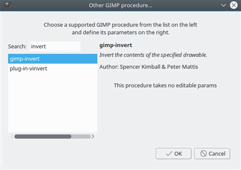 gimp invert colors command line how to invert colors in images