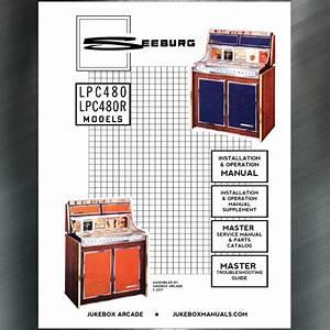 Seeburg Models Lpc480  Lpc480r  Lpc480d And Lpc480dr