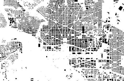 figure ground diagrams  stories  cities citymetric