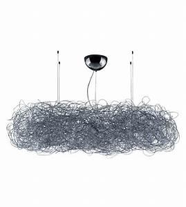 Suspension Fil De Fer : fil de fer nuvola catellani smith suspension lamp milia shop ~ Teatrodelosmanantiales.com Idées de Décoration
