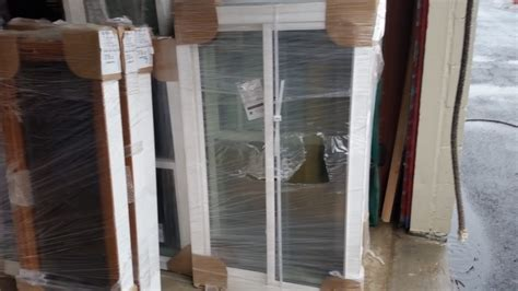 lite sliding window remodeling materials