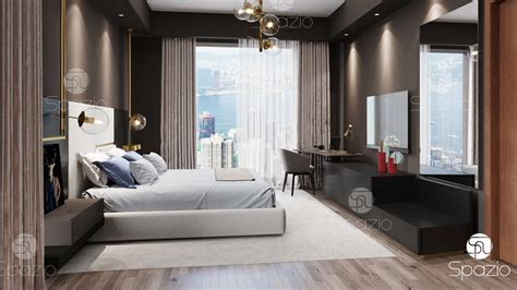 Interior Design For Bedroom by Luxury Master Bedroom Interior Design In Dubai 2019 Spazio