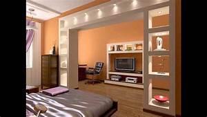 Faux Plafond Pvc : decoration salon placoplatre ~ Premium-room.com Idées de Décoration