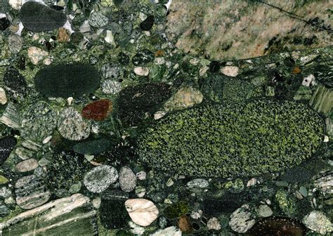 marinace green granite polymict metaconglomerate ouricu