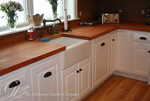 Cherry Kitchen Countertops - Custom Butcher Blocks Blog