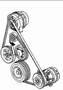 2003 Chevy Impala 3 8 Serpentine Belt Diagram