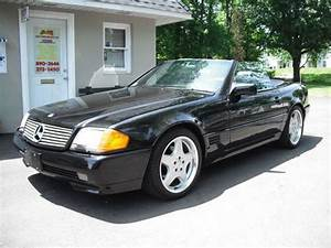 Find Used 1992 Mercedes-benz 500sl  Immaculate        Amg Wheels  Hardtop  Nr