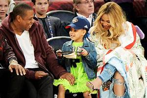 Beyonce & Jay Z Bring Blue Ivy to 'Beauty and the Beast ...