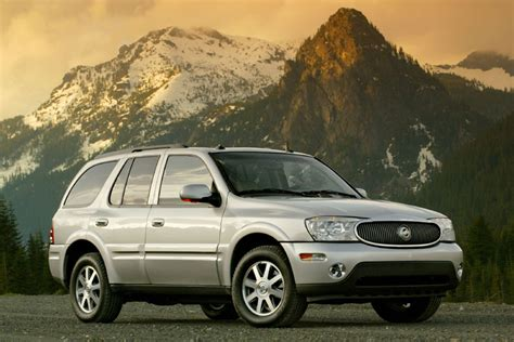 Buick Rainer 2005 by 2005 Buick Rainier Pictures Photos Gallery The Car